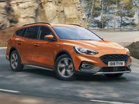 Ford Focus Active: voici lebreak