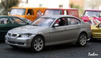 MINIATURE : 1/43ème - BMW 330i
