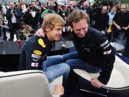 F1 - Red Bull donne des ailes mais pas que : 3 millions d'euros à Vettel pour son titre, 12 000 euros minimum pour tout le monde