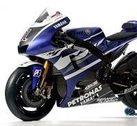 Moto GP - Yamaha: La M1 sera bien en bleu de travail officiel