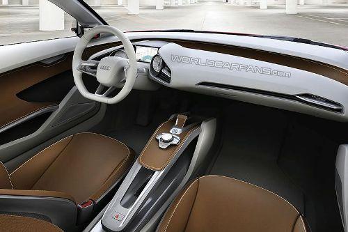 Spyshot : sommes-nous dans l'e-Tron d'Audi ?