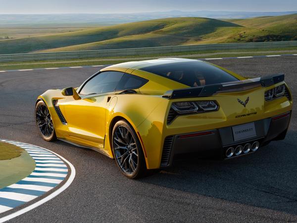 La future Corvette aura-t-elle un moteur central?