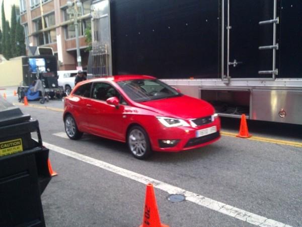 Surprise : la Seat Ibiza restylée découverte