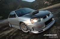 Subaru STi 04' : Mamie fait de la résistance !