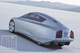Francfort 2009 : VW L1 Concept, l'âge de Cristal n'est pas mort