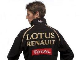 Romain Grosjean tient sa seconde chance, Lotus Renault GP le confirme aux côtés de Räikkönen
