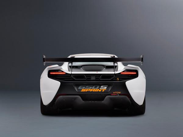"""Future McLaren 500S: la """"petite"""" enfin baptisée!"""