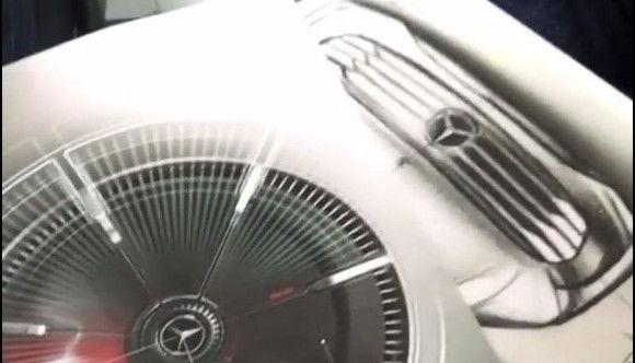 Mercedes promet une surprise pour le concours de Pebble Beach