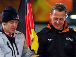 Schumacher vraiment fan de Vettel