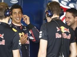 Buemi menacé par Daniel Ricciardo ?