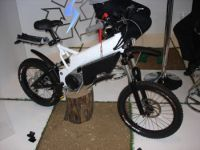 France : Scorpa dévoile sa moto électrique E-tricks