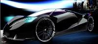 Proposition de Corvette à moteur central