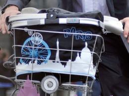 La Mairie de Paris lance les accessoires officiels du Vélib'