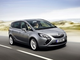 Une version gaz naturel du nouvel Opel Zafira