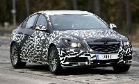 Future Opel Insigna: encore des photos...