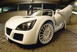 Opel Speedster tuning, et pourquoi pas?