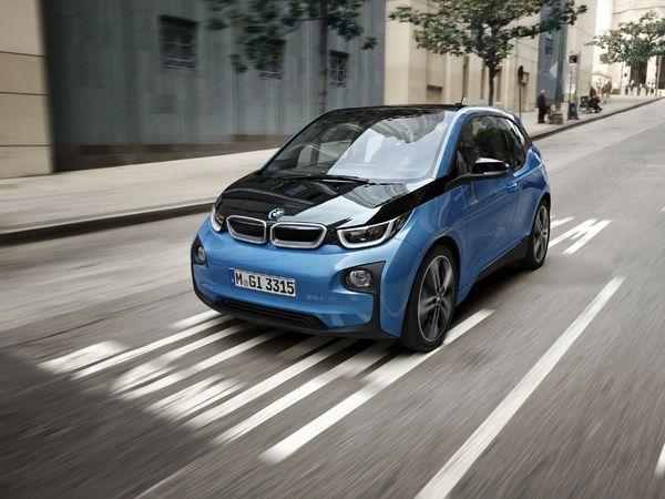 La BMW i3 gagne en autonomie