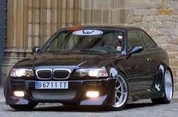BMW M3 Amalio : de l'audace et des chevaux