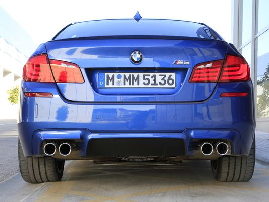 """BMW : la transmission intégrale arrivera bien sur les """"M"""""""