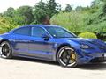 Porsche Taycan : zéro émission, 100% sensations