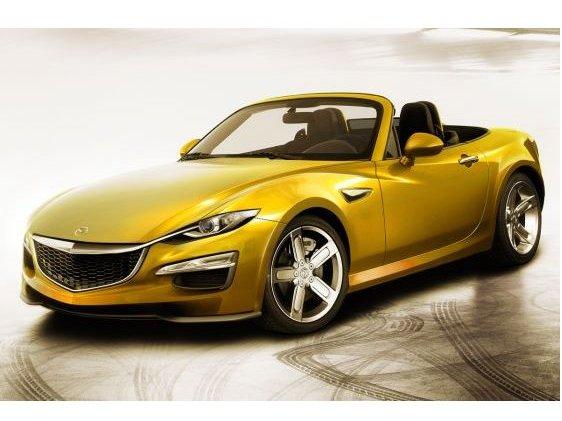 Future Mazda MX-5 façon Shinari : comme ça ?