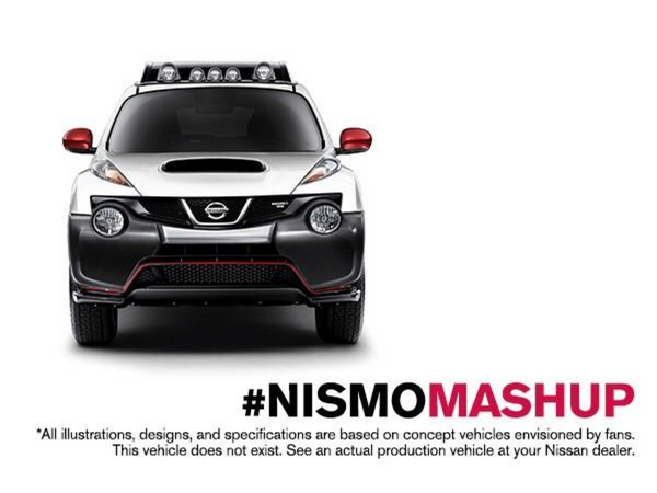 "Rapid'news - Nissan Nismo poursuit son ""mashup""..."