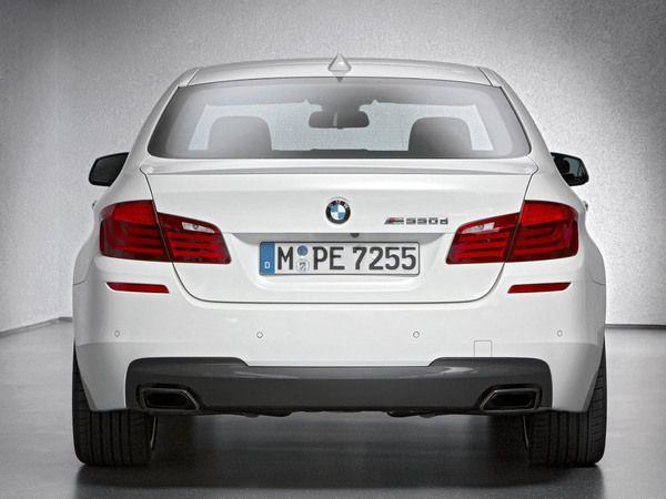 BMW : nouveau moteur diesel à quatre turbos de 400 ch