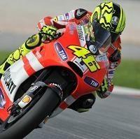 Moto GP : Valentino Rossi fait aussi l'éducation de Ducati