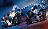 Suzuki France : 30 ans de GSX-R, ça se fête... au Mans le 13 juillet 2015