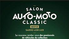 Salon Auto Moto Classic à Metz ce week-end.