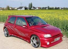 Renault Clio :   une star inattendue du tuning