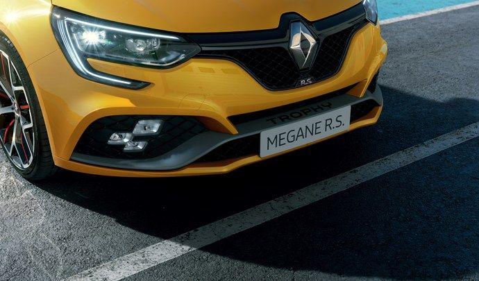 Renault Mégane RS Trophy : à partir de 44100€