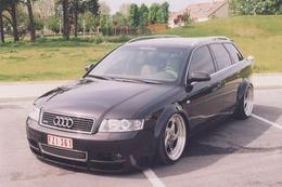 Audi A4 Avant :   Le tuning au royaume de la discrétion