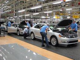 Volkswagen compte embaucher 50 000 personnes d'ici cinq ans