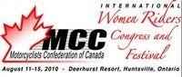 Calendrier : 1er congrès international des femmes motardes