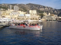 Monaco : le bateau-bus électrique de nouveau opérationnel !