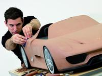 Future Porsche 918 Spyder : premier teasing