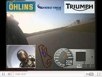 Portimao en Triumph Daytona 675R : Le kiff suprême... [vidéo]