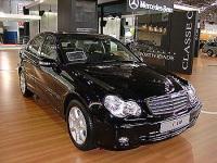 Mercedes Classe C 230 a fait ses adieux