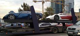 La Marussia B2 espionnée avant Francfort