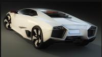 Lamborghini Reventón : je la veux en blanc !