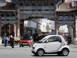 50 000 Smart Fortwo rappelées en Chine