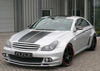 Mercedes CLS GTR 374 par ART