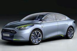 Francfort 2009 : Renault Fluence Zero Emission Concept