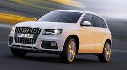 Futur Audi Q5 : dernière vision