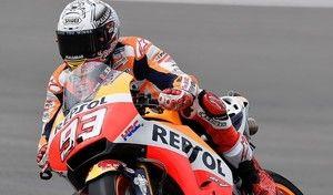 MotoGP - République Tchèque J.1: Márquez en embuscade