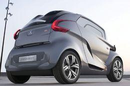 Francfort 2009 : Peugeot BB1 Concept