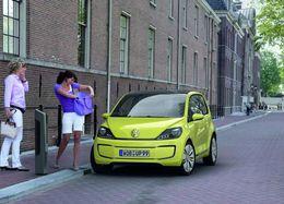 Francfort 2009 : Volkswagen E-Up! Concept
