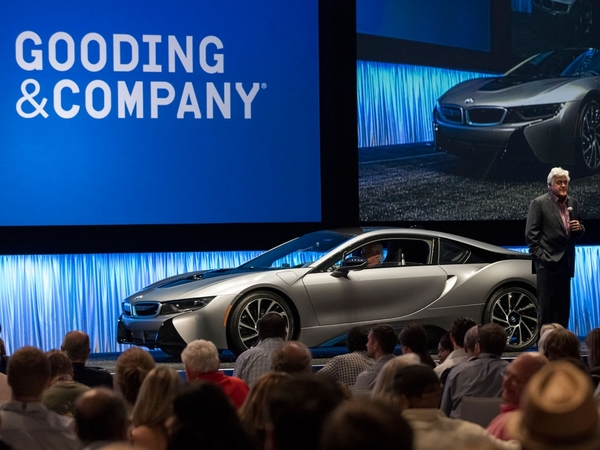 Pebble Beach : la BMW i8 Concours d'Elegance Edition enflamme les enchères