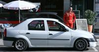 Dacia Logan RS par Patrick Kirfel